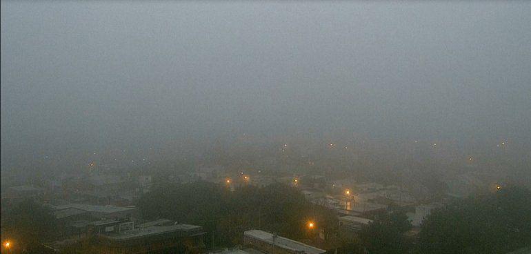 Conocé el estado de las rutas por presencia de neblina en diferentes sectores
