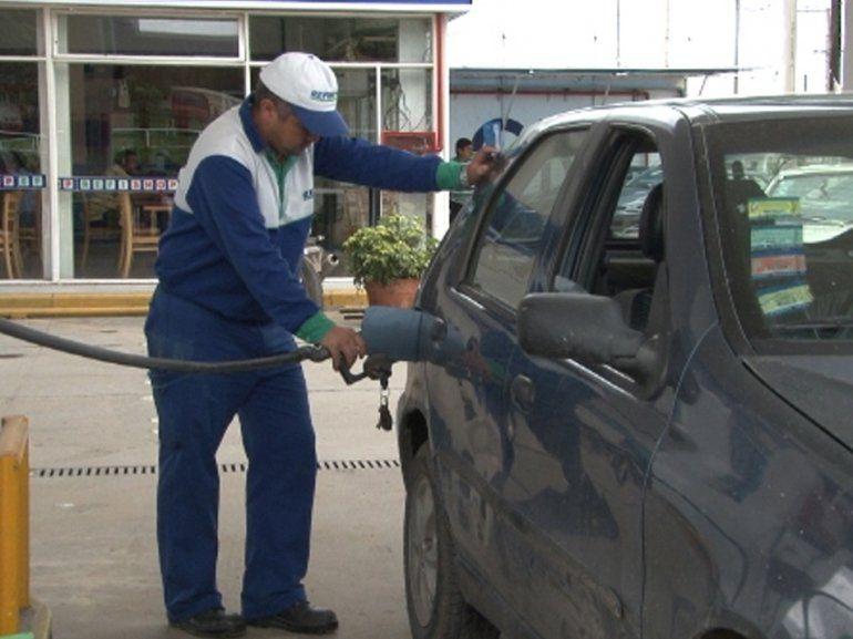 Posible aumento de combustible