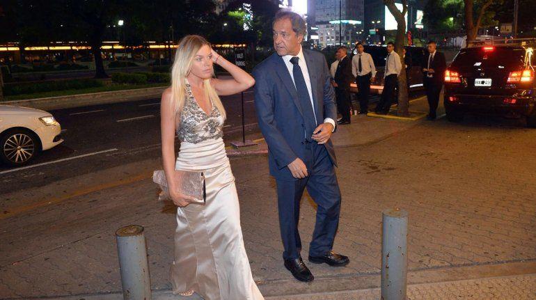 Gisela Berger: Quiero tener cuatro hijos más con Daniel Scioli