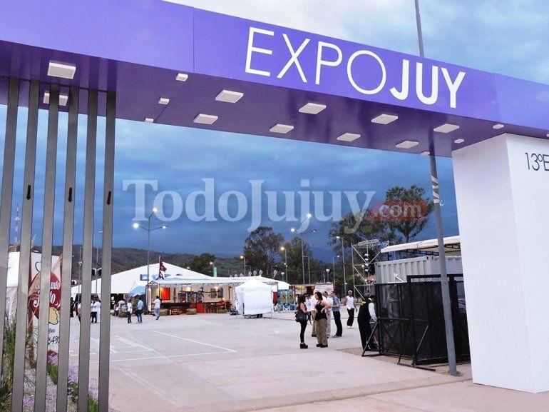 El 11 se lanzaría oficialmente la Expojuy 2018