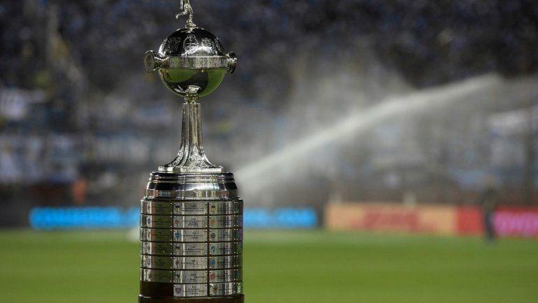 El calendario de los equipos argentinos en la Copa Libertadores