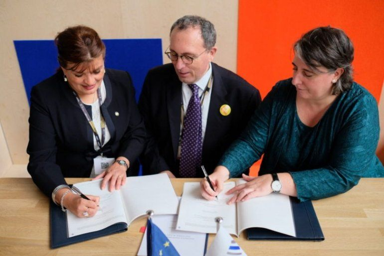 Jujuy firmó un convenio con la Unión Europea para financiar el programa GIRSU