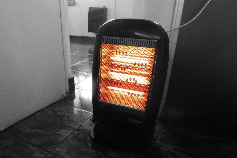 Advierten que podría haber cortes de energía por las bajas temperaturas
