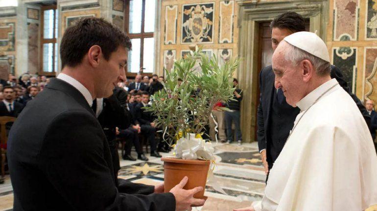 Mundial Rusia 2018. La Selección rechazó la invitación del Papa Francisco y no viajará a Roma
