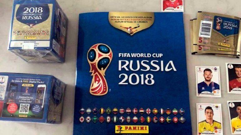Insólito: robaron una fábrica de figuritas y se llevaron más de 600 cajas con paquetes del Mundial