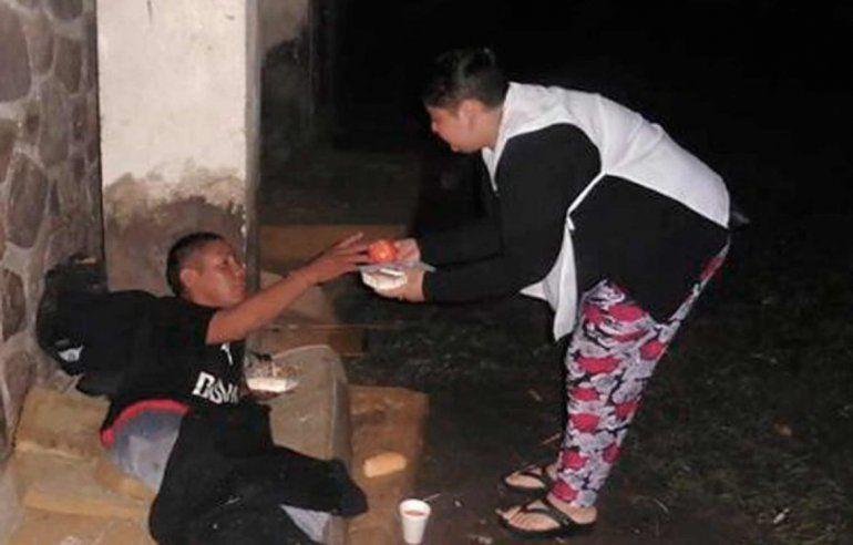 Frío en Jujuy: qué tenés que hacer si vemos una persona en situación de calle