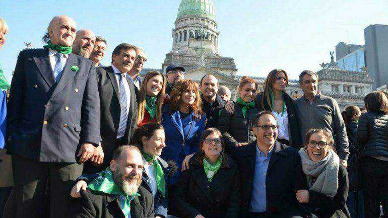 Las cuatro comisiones iniciaron el debate de la despenalización del aborto