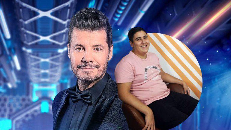 Marcelo Tinelli le contestó al Chapu Martínez por su postulación al Bailando