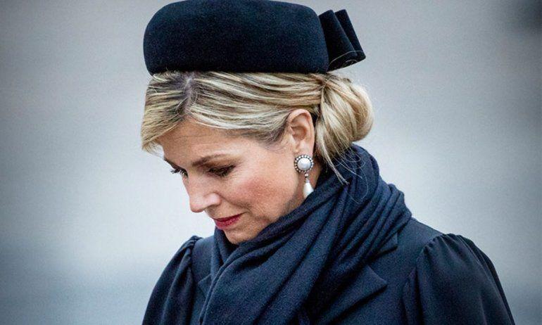 La reina Máxima Zorreguieta está conmocionada desolada por la muerte de su hermana