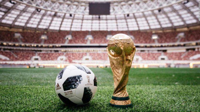 El Mundial ya se juega: Mirá quienes son los favoritos en las apuestas