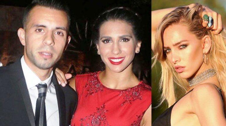 Cinthia Fernández se tomó con humor el amorío de su ex: hay olor a Bailando...