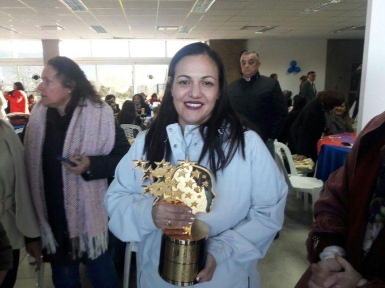 La mejor maestra del mundo en Jujuy: Es hermoso compartir la pasión con mis colegas