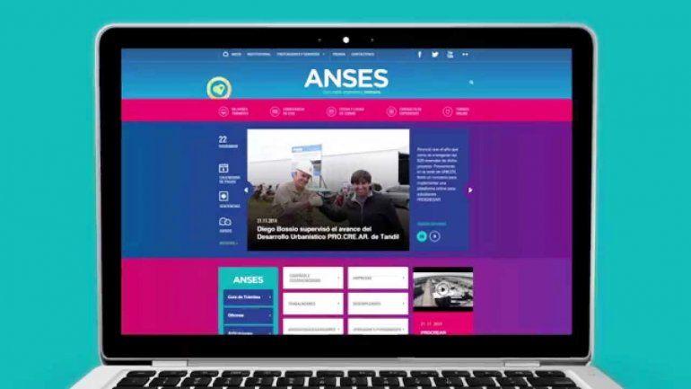 Trabajadores podrán consultar su historia laboral desde la web de la ANSES