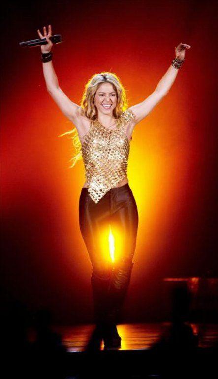 Shakira desmintió los rumores de una crisis con Piqué de una manera muy particular