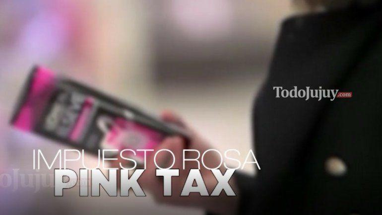 El  impuesto Rosa: el precio de ser mujer del cual Jujuy no está exento