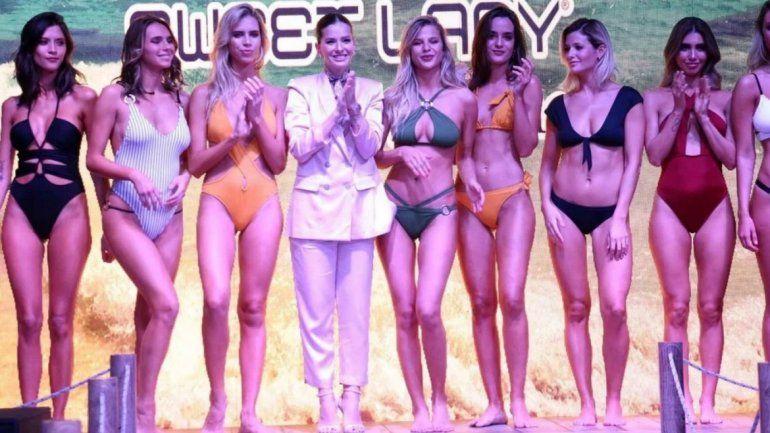 La China Suárez organizó un desfile de bikinis con mujeres reales y se armó escándalo en Instagram