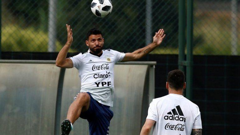 Argentina ensayó en Moscú y se empieza a delinear el equipo