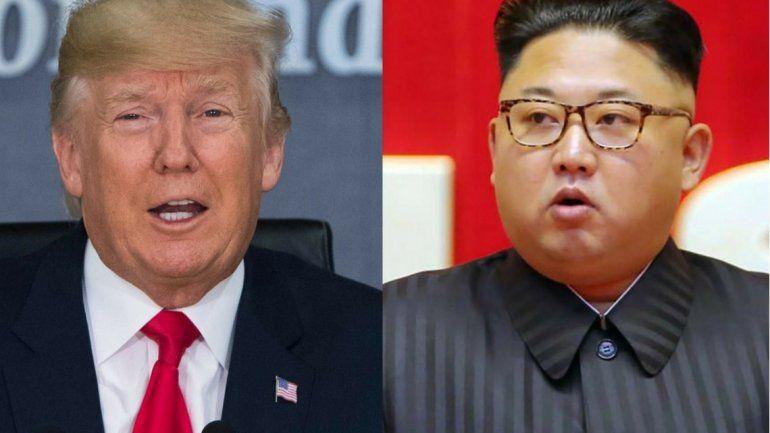 Trump y Kim, en una cumbre histórica en Singapur