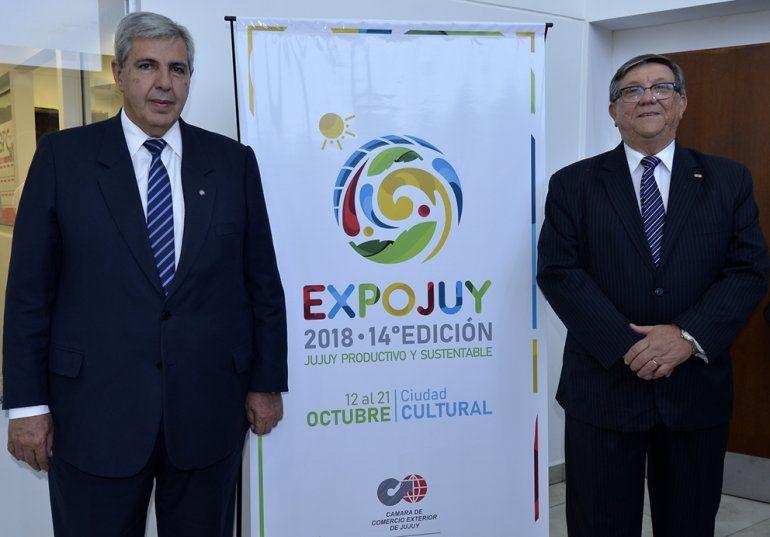 Jujuy mostrará todo su potencial productivo y energético en la ExpoJuy 2018