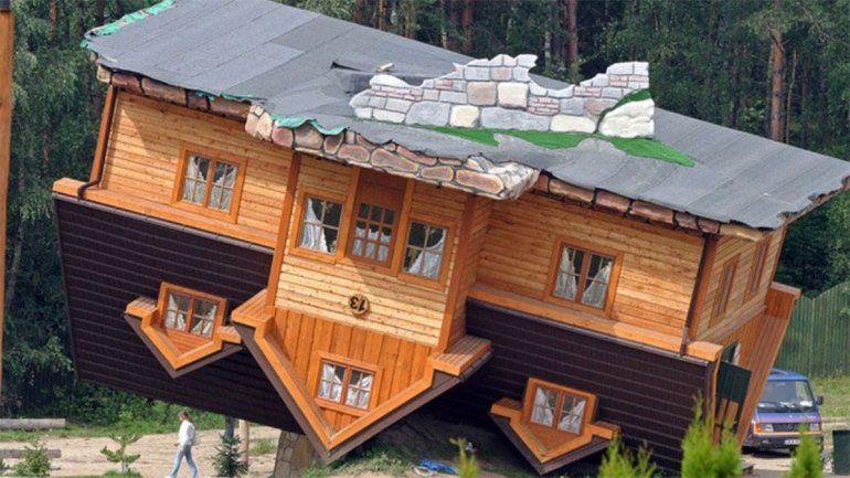 Las cuatro construcciones más extrañas del mundo