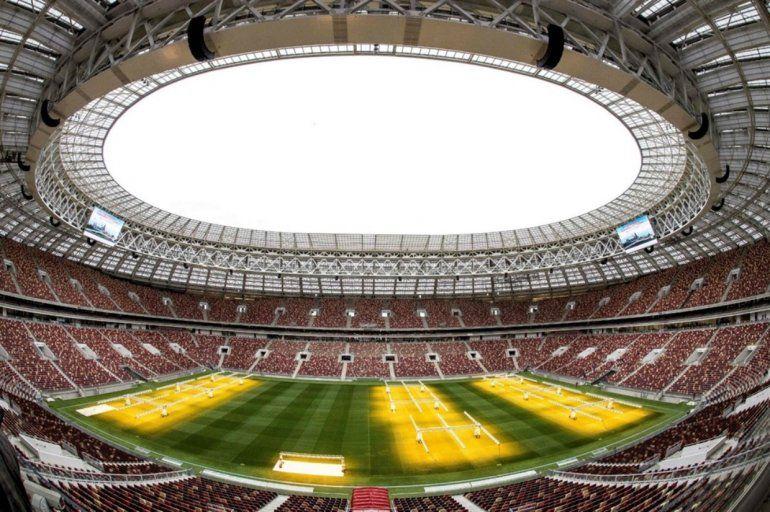 Hora y guía de tv, ¿Cómo será la inauguración del Mundial de Rusia 2018?