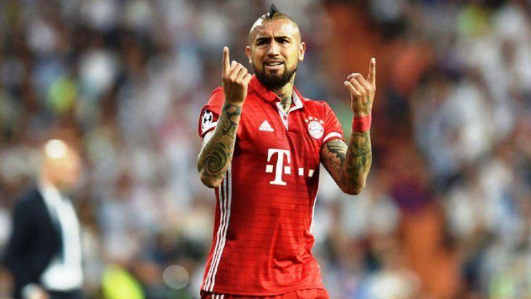 ¿En qué equipo sudamericano jugaría Vidal?