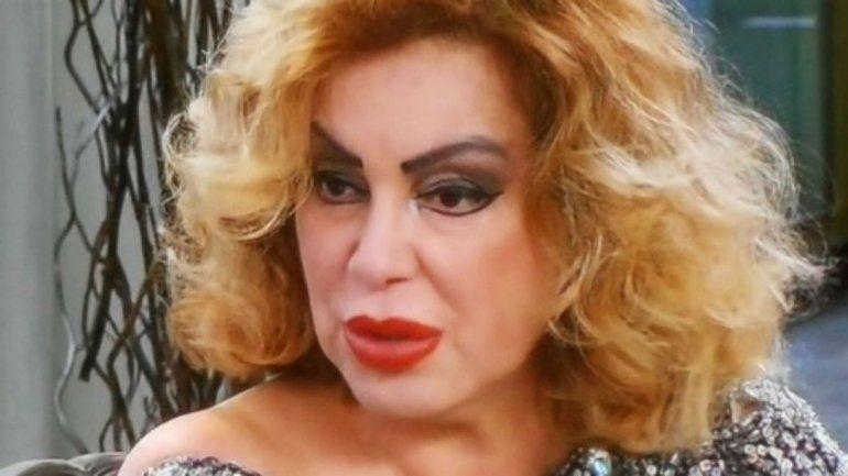 Beatriz Salomón fue internada de urgencia y su estado es delicado
