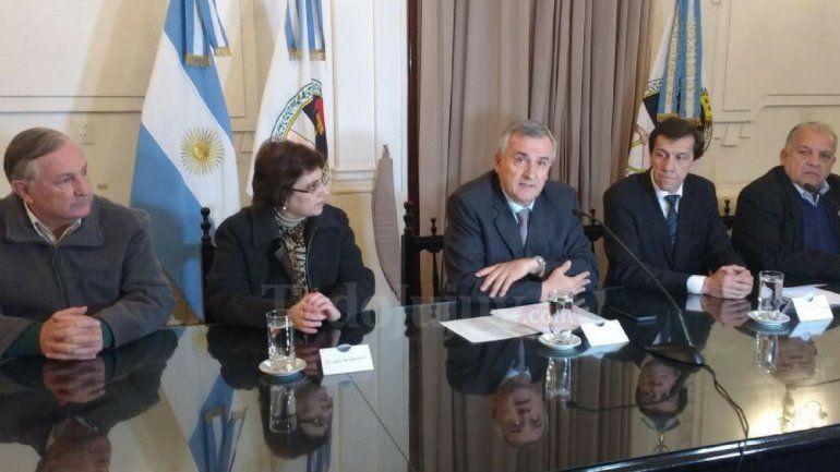 Anunciaron incremento salarial para los empleados públicos de Jujuy