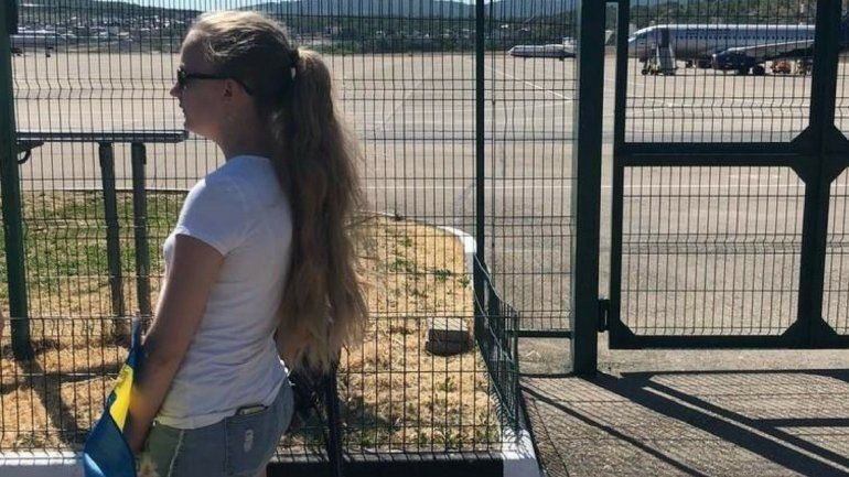 La Selección menos querida de Rusia 2018: una sola fanática los recibió en el aeropuerto