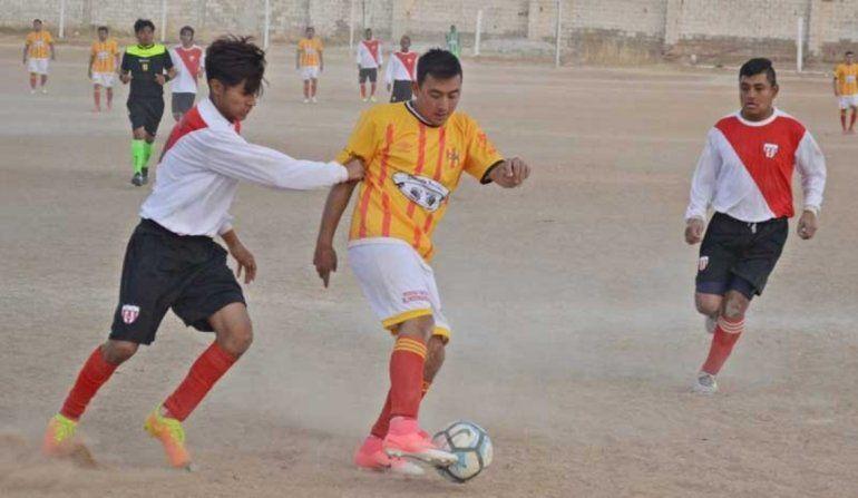 Con cuatro encuentros, hoy habrá actividad por la Copa Jujuy