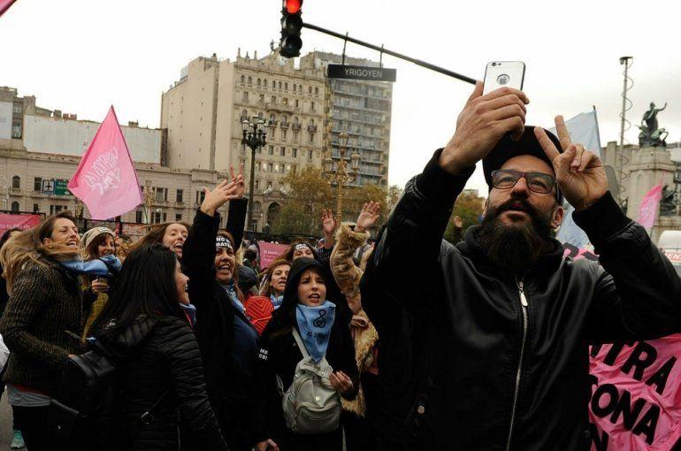 #Pañuelazo: Aborto No/Si