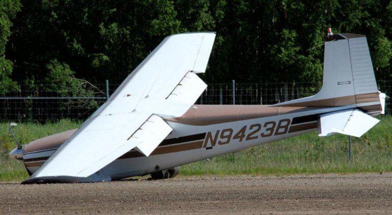 Desastre aéreo: dos aviones chocaron en pleno vuelo en Alaska