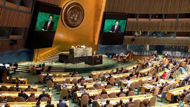La ONU condenó la violencia ejercida por Israel en la Franja de Gaza