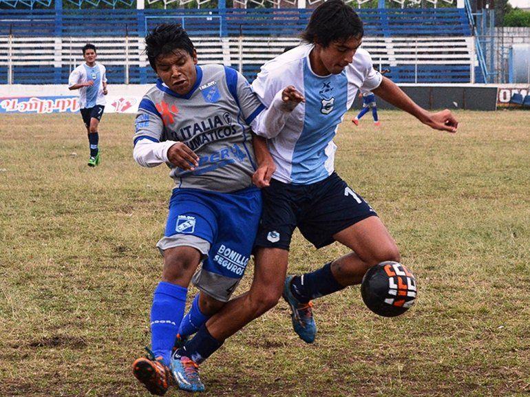 Con tres partidos se abre una nueva fecha de la Liga Jujeña de Fútbol