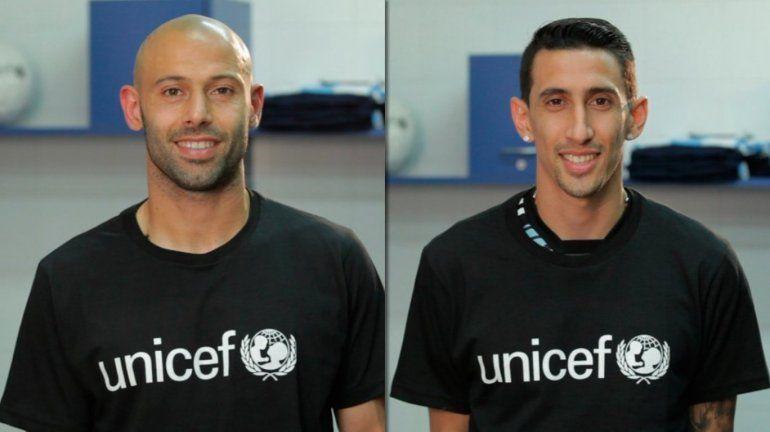 Mascherano, Di María y Acuña palpitan el Día del Padre a horas del debut en el Mundial