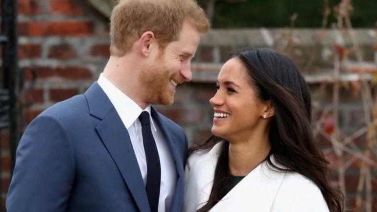 Harry y Meghan: Las miradas de amor más tiernas