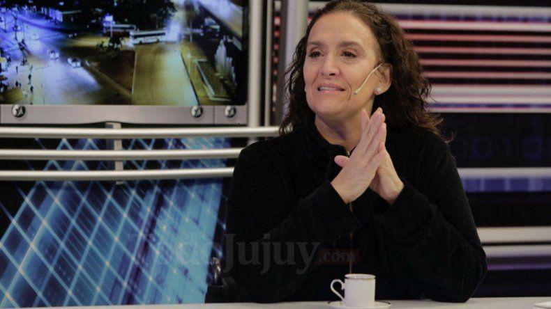 Gabriela Michetti en Canal 4: Tenemos que hacer ajustes hacia adentro de la política