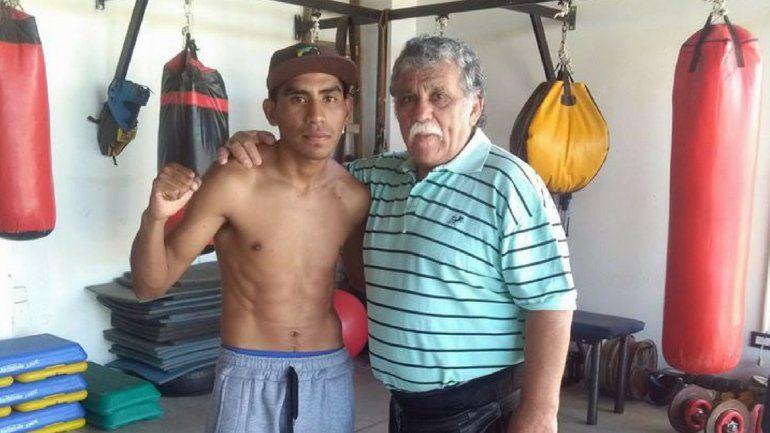 Elías Gaspar peleará en Córdoba pero no será por el titulo Latino