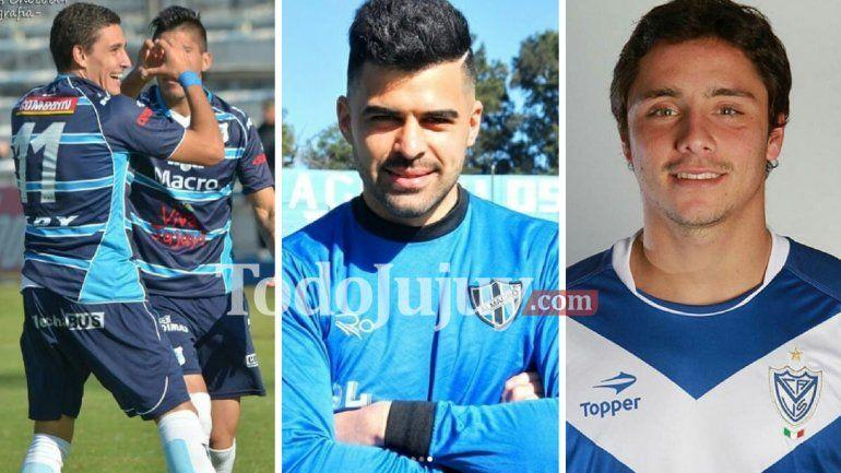 Gimnasia de Jujuy sumó tres refuerzos más de cara a la próxima temporada