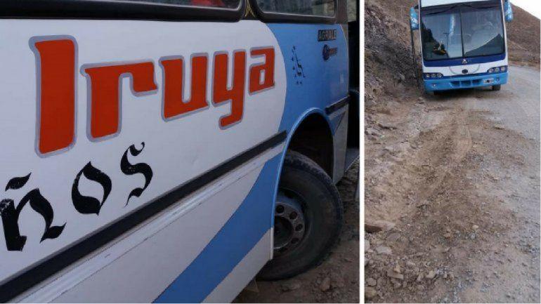 El Ministerio de Educación aclaró lo sucedido en el accidente de los docentes que viajaban a Iruya