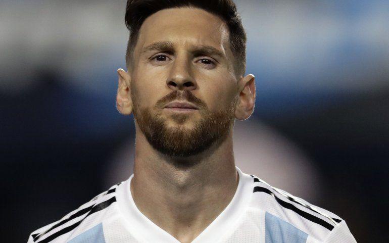 Lionel Messi cumple 31 años y lo pasará lejos de su familia. Mirá el mensaje de su esposa Antonella