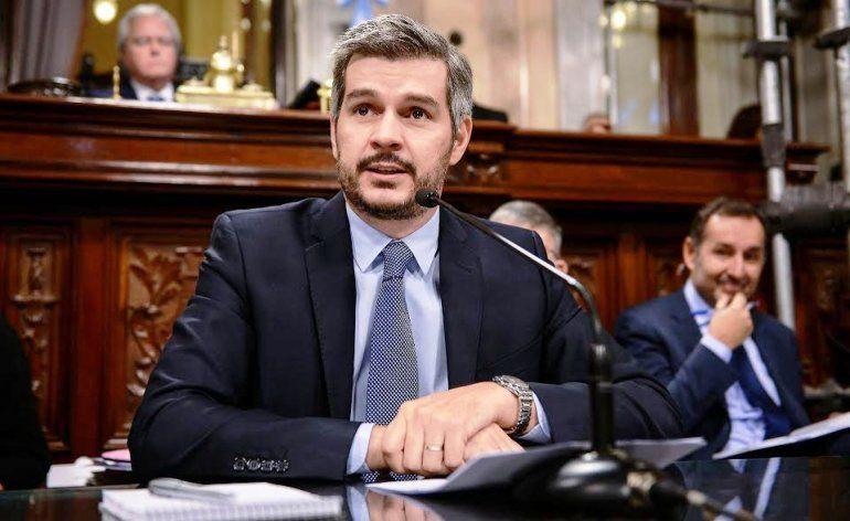 Aborto legal: Marcos Peña aseguró que Macri no vetaría la despenalización