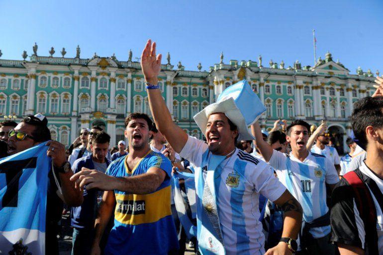 La Selección se sumó al banderazo de los hinchas argentinos