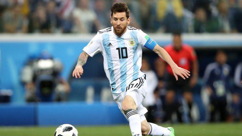 Cuál es el nuevo récord que alcanzó Lionel Messi en la selección argentina