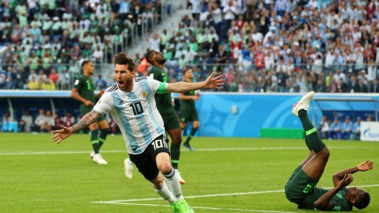 Lionel Messi por Francia Sé muy bien la selección que nos espera y va a ser muy complicado