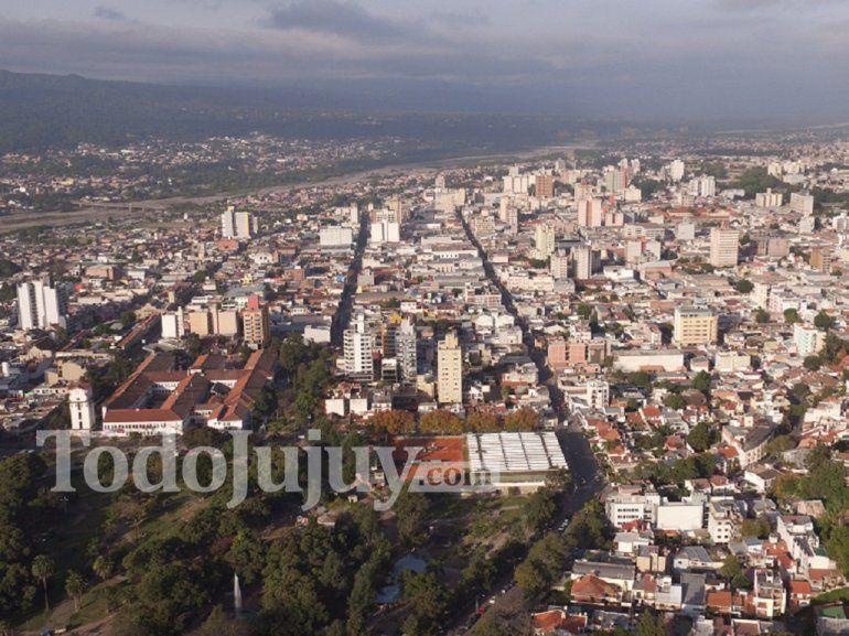 Ciudad de San Salvador de Jujuy