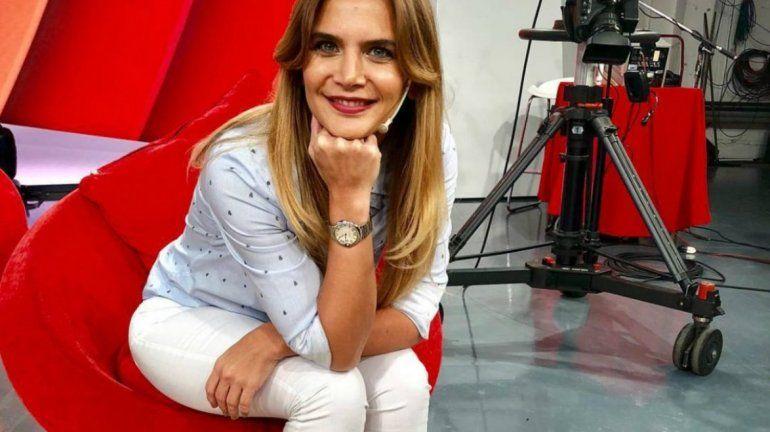 Echaron a Amalia Granata de Canal 9 tras un polémico tuit