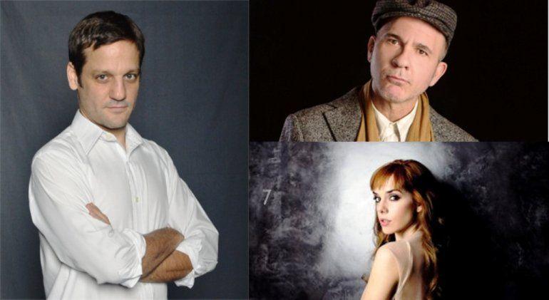 Mirá las fotos de la escena hot entre Rodrigo de la Serna y Julieta Nair Calvo en El lobista