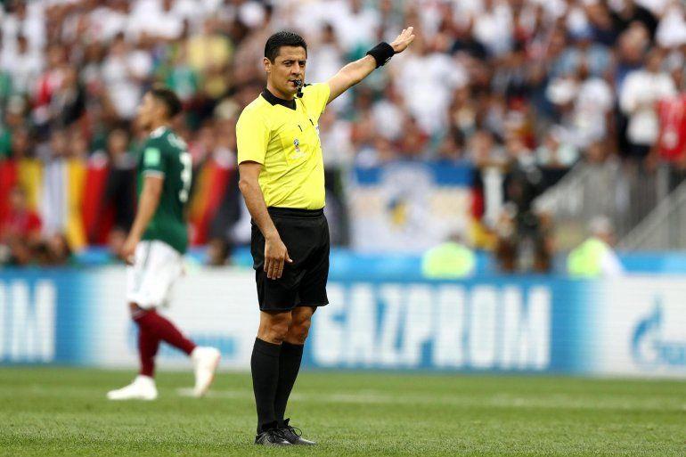 La FIFA designó el árbitro para el choque entre Argentina y Francia