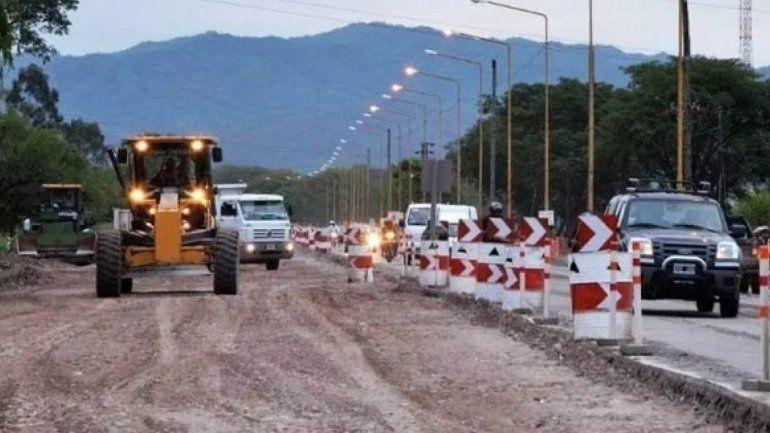 Morales sobre la Ruta N°1: La empresa debería haber terminado bien la obra